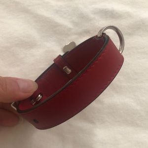 Gucci Other - Gucci dog collar & leash